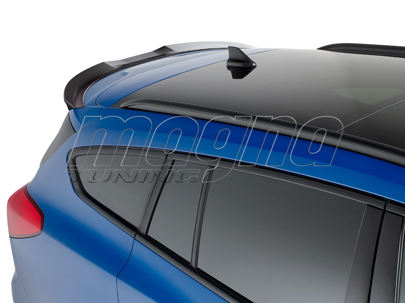 Ford Focus 4 ST Crono Rear Wing Extension