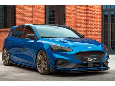 Ford Focus 4 ST Matrix Body Kit