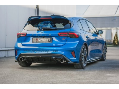 Ford Focus 4 ST Matrix Rear Bumper Extension