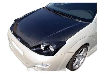 Ford Focus Capota OEM Fibra De Carbon