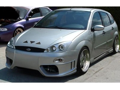 Ford Focus F-Style Front Bumper