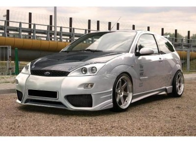 Ford Focus 1 Body Kit Front Bumper Rear Bumper Side Skirts