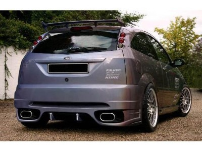 Ford Focus FX-60 Rear Bumper