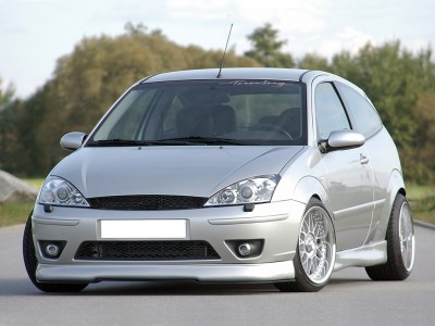 Ford Focus Facelift Vector2 Front Bumper Extension