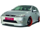 Ford Focus Facelift XXL-Line Front Bumper Extension