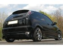 Ford Focus J-Style Rear Bumper Extension