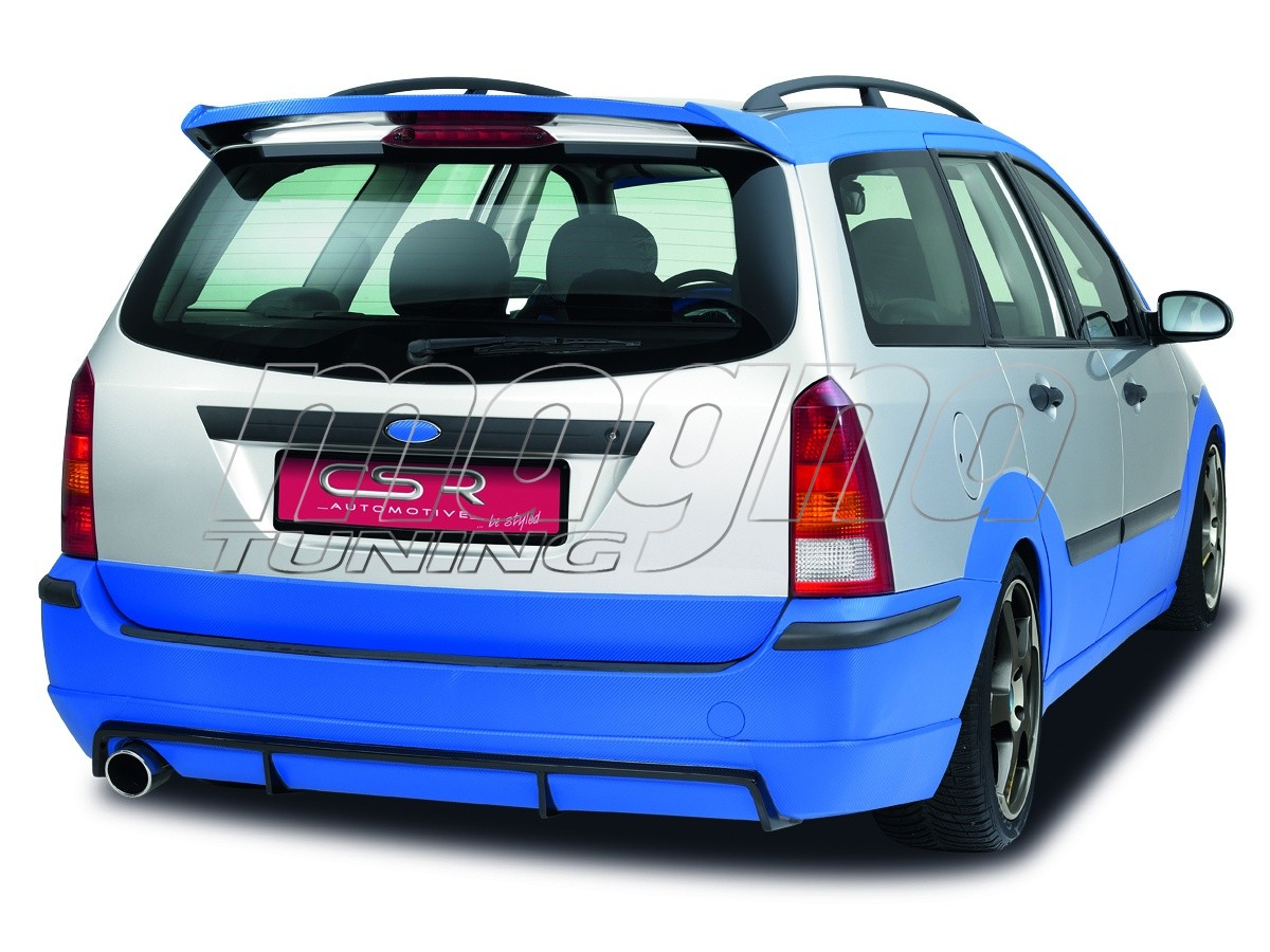 Ford Focus Kombi C Line Rear Bumper Extension
