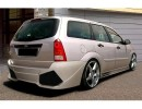 Ford Focus Kombi Lambo Rear Bumper
