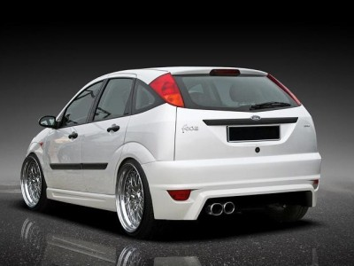 Ford Focus Lunar Rear Bumper