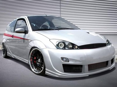 Ford Focus M-Style Front Bumper