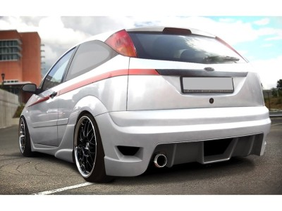 Ford Focus M-Style Side Skirts