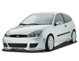 Ford Focus Newline Clean Front Bumper