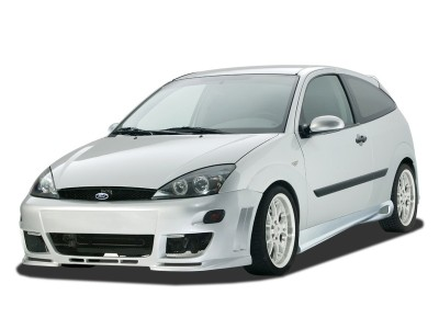 Ford Focus Newline Front Bumper