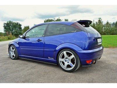Ford Focus RS Master Side Skirt Extensions