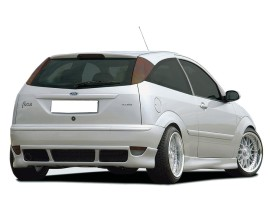 Ford Focus Recto Rear Bumper Extension