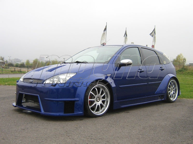 Ford Focus S-Style Wide Body Kit