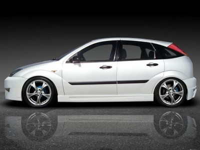 Ford Focus Straight Side Skirts