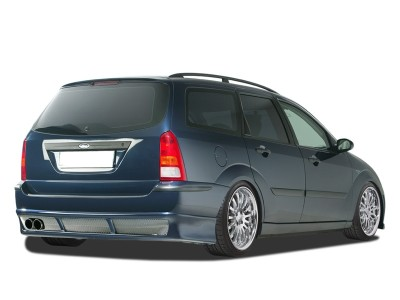 Ford Focus Tournier Newline Rear Bumper Extension