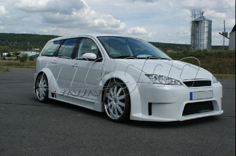 Ford Focus Turnier Rc2 Wide Body Kit
