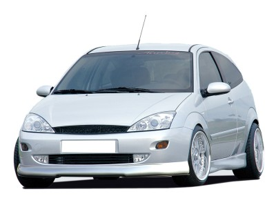 Ford Focus Vector Front Bumper Extension