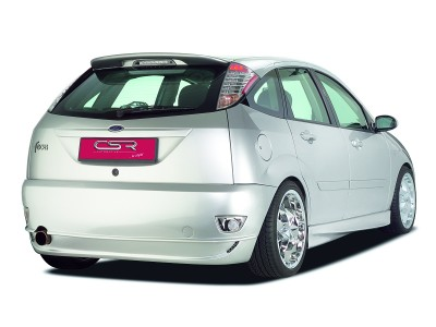 Ford Focus XXL-Line Rear Bumper