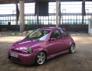 Ford KA Wide Body Kit S-Style