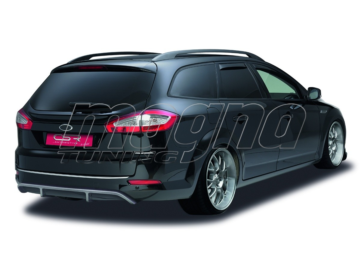 ford mondeo mk4 facelift crono rear bumper extension. Black Bedroom Furniture Sets. Home Design Ideas