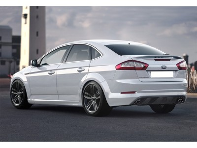 Ford Mondeo MK4 Facelift S2 Rear Bumper Extension