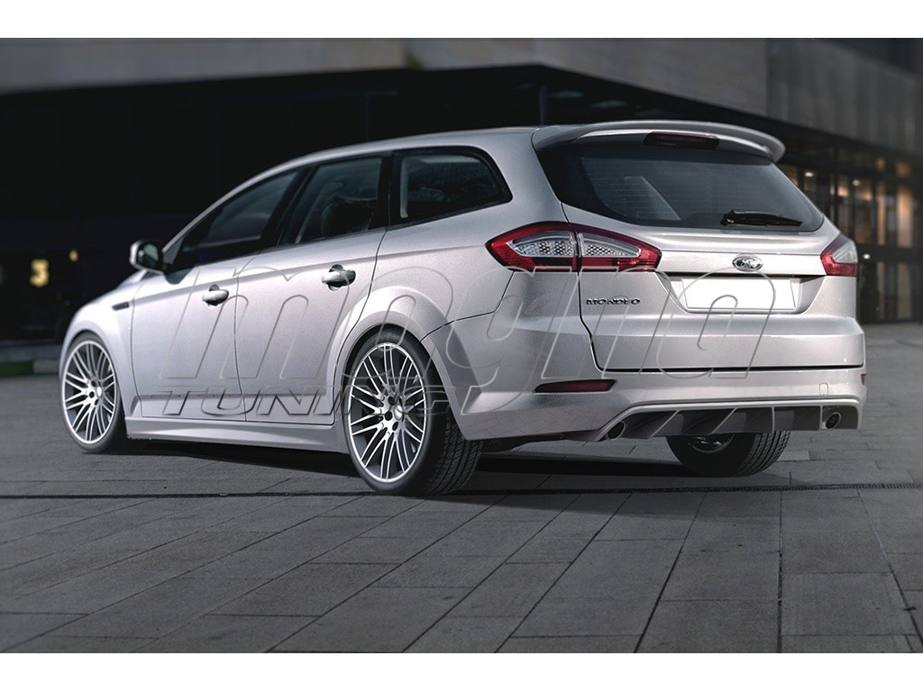 Ford Mondeo Mk4 Facelift Sector Body Kit