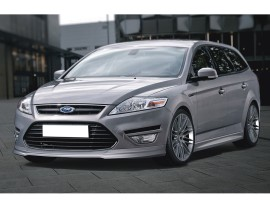Ford Mondeo MK4 Facelift Sector Front Bumper Extension