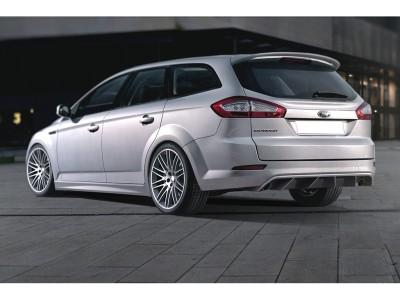 Ford Mondeo MK4 Facelift Sector Heckansatz