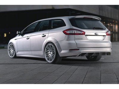 Ford Mondeo MK4 Facelift Sector Rear Bumper Extension