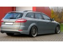 Ford Mondeo MK4 Intenso Rear Bumper Extension