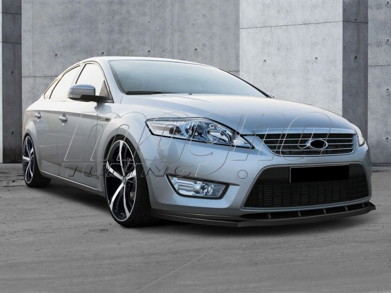ford mondeo mk4 m style front bumper extension. Black Bedroom Furniture Sets. Home Design Ideas