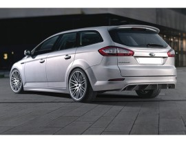 Ford Mondeo MK4 Sector Rear Wing
