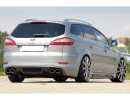 Ford Mondeo MK4 Vortex Rear Bumper Extension