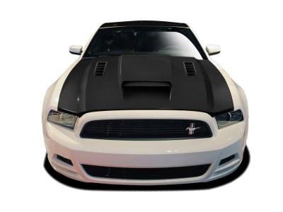 Ford Mustang Evolva Carbon Motorhaube