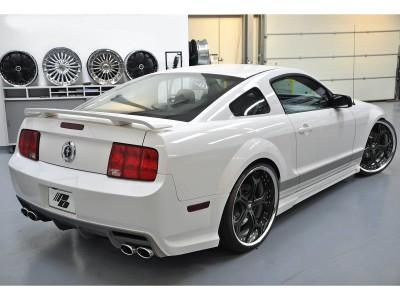 Ford Mustang Exclusive Heckstossstange