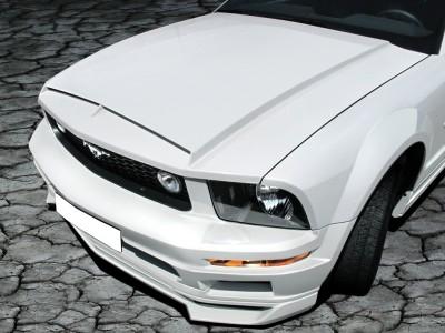 Ford Mustang M-Style Motorhaube