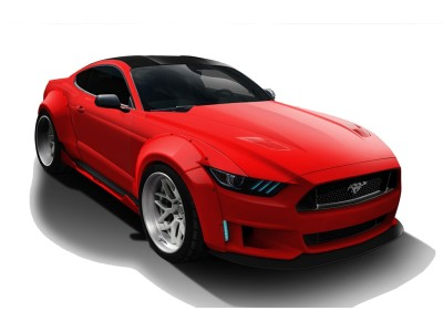 Ford Mustang MK6 Body Kit Evolva Wide