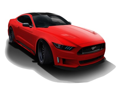 Ford Mustang MK6 Body Kit Evolva