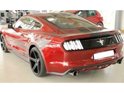 Ford Mustang MK6 GT Extensii Bara Spate Razor