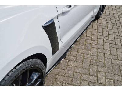 Ford Mustang MK6 GT Extensii Praguri Intenso