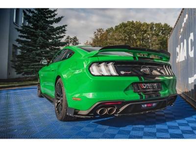 Ford Mustang MK6 GT Master Rear Bumper Extension