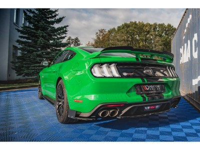 Ford Mustang MK6 GT Master Rear Wing Extension