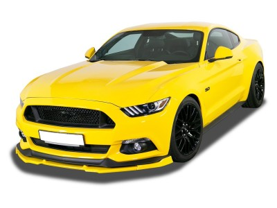 Ford Mustang MK6 Verus-X Front Bumper Extension