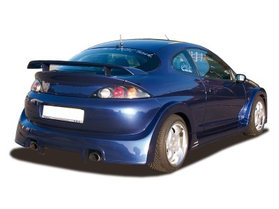 Ford Puma DMT Rear Wing