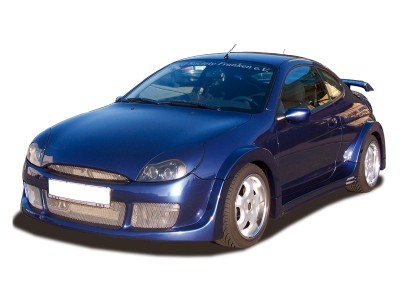 Ford Puma DMT Wide Body Kit