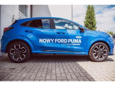 Ford Puma MX Seitenschwelleransatze
