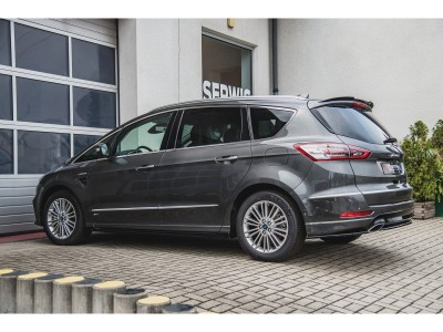 Ford S-Max 2 Facelift MX Side Skirt Extensions